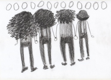 Рисунок Марии Далбаевой